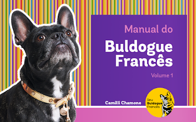 Manual do Buldogue Francês - baixe o seu!
